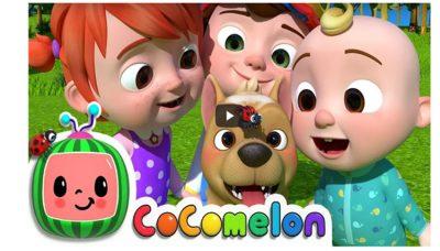 دانلود کوکوملون آموزش زبان کودکان