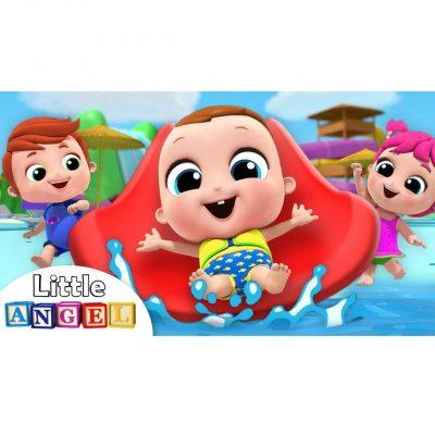 آموزش زبان انگلیسی کودکان لیتل آنجل - little angel